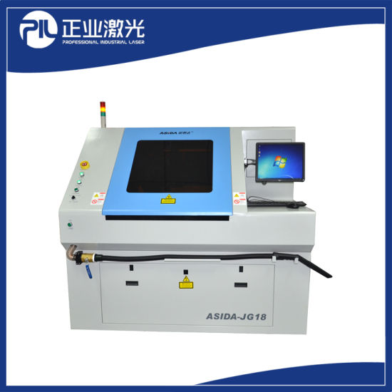 High Precision UV Laser Cutting Machine with Ce Certification