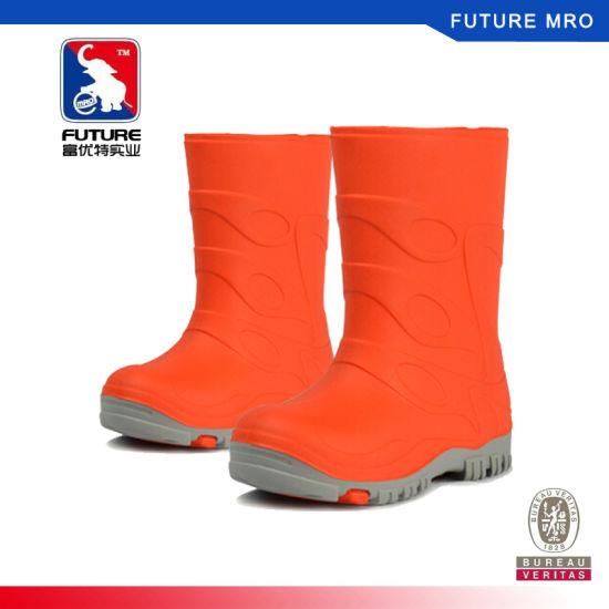 Kids rain Boots Waterproof Non-Slip