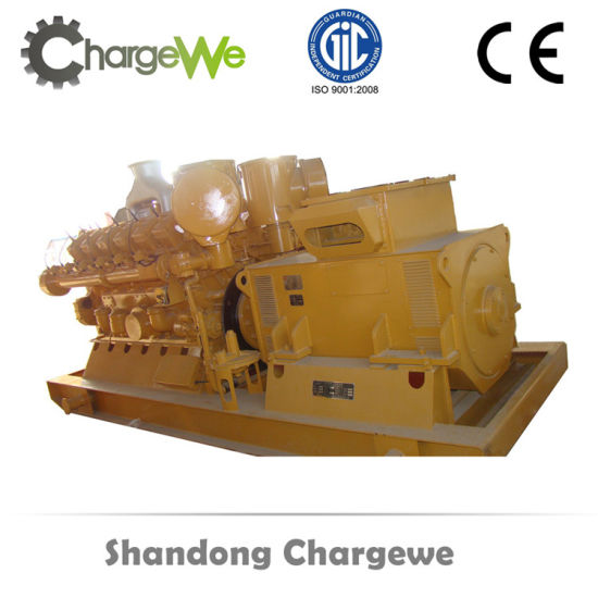 High Efficiency Biomass Electric Generator with Jichai Engine pictures & photos