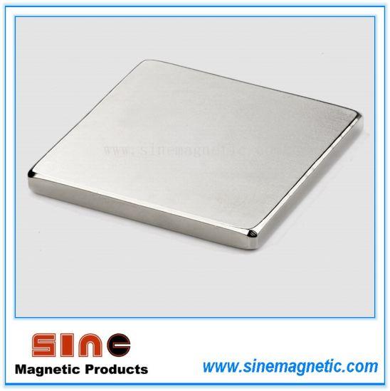 Strong Block NdFeB/ Rectangle Neodymium (N52/ N50)