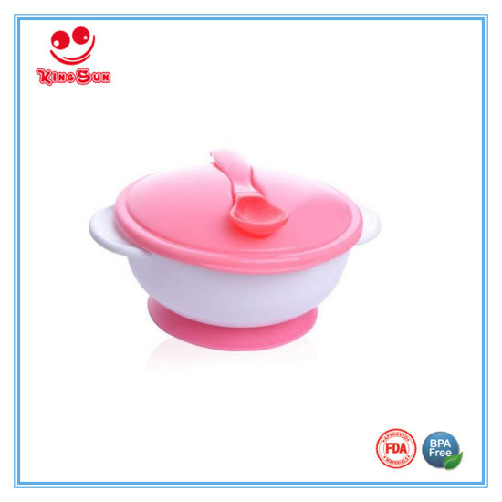 Anti-Slip Best Baby Feeding Cutlery pictures & photos