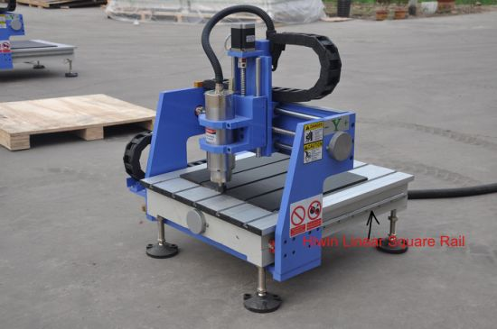 CNC Machine for Engraving&Cutting Acrylic, Wood, Alu etc. (XE4040) pictures & photos