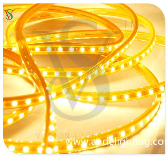 outlet store 8a06f e4072 China Waterproof LED Strip Light SMD Rope Light 230V - China ...