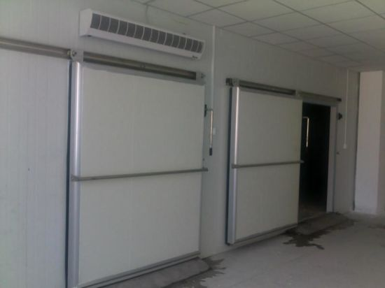 Sliding Door for Cold Room Freezer with Ce pictures & photos