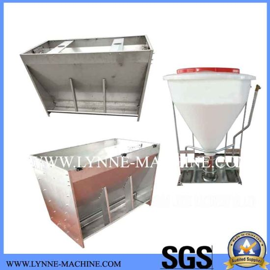 China Factory Automatic Poultry Pig Feeding Device/Accessory/Equipment for Sale