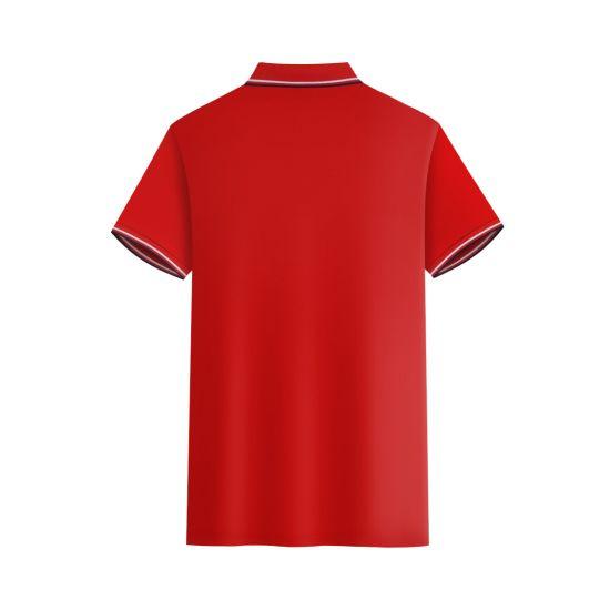 Wholesale Custom Fashion T-Shirt Trademark Embroidery