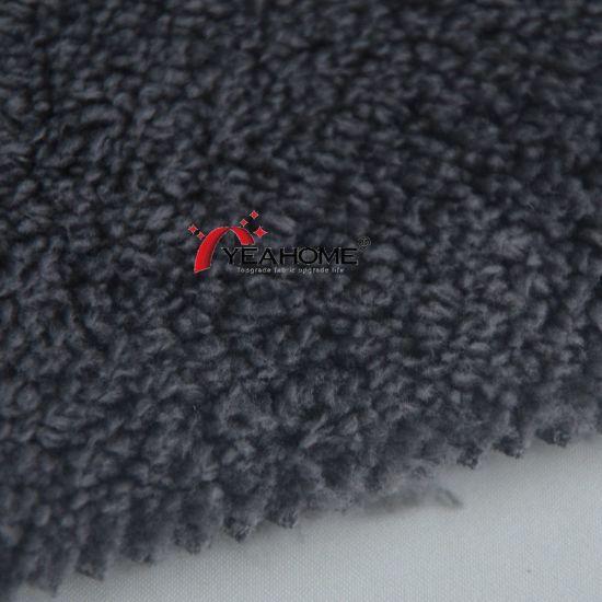 Non-Slip Design Car Seat Fabric Bonded Finished