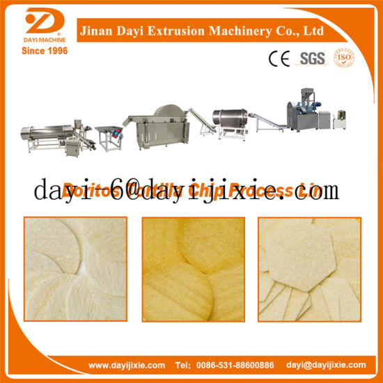 Doritor Making Machine/Tortilla Making Machine/Extruder pictures & photos