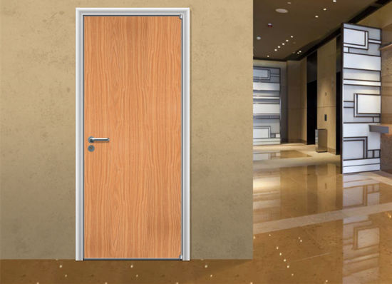 China Simple Design Entry Wooden Door for Home - China Hot Selling on
