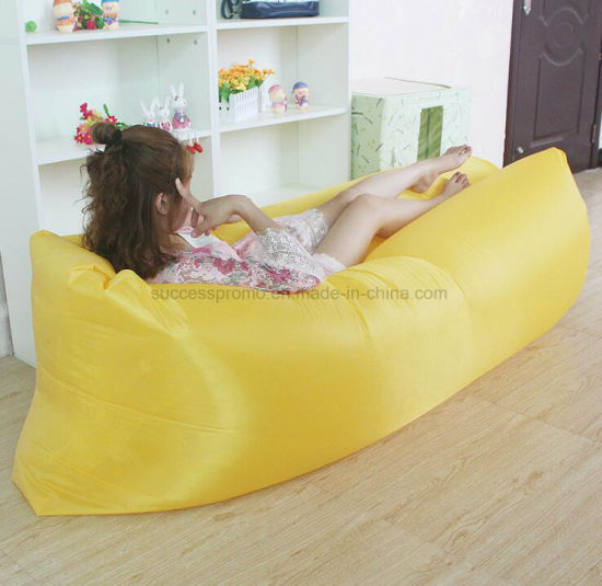 Remarkable Outdoor Air Sleeping Bed Inflatable Loungers Beach Chair Air Lazy Sofa Inzonedesignstudio Interior Chair Design Inzonedesignstudiocom