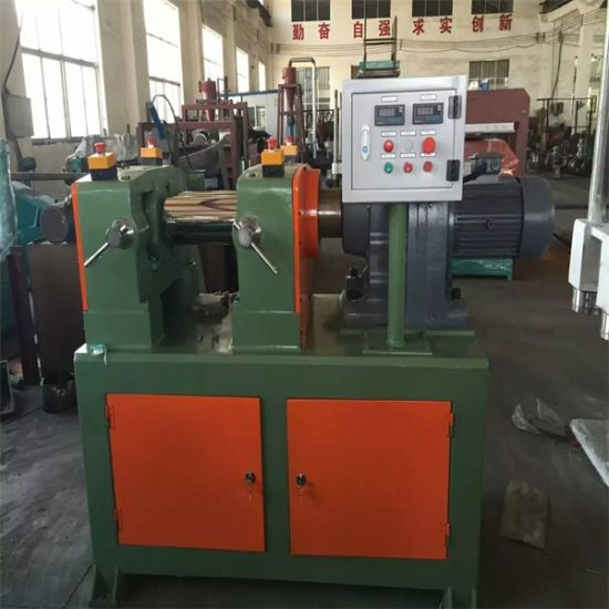 Lab Size Rubber Open Mixing Mill/Electricity Saving Rubber Open Mixing Mill pictures & photos