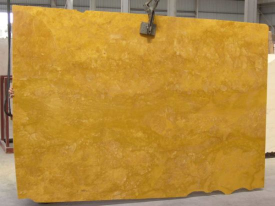 Luxury Royal Golden Marble Tiles for Wall Cladding/Flooring/Stairs/Skirting pictures & photos