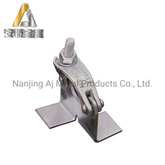 Scaffolding Clamps Half Single Coupler Retaining Clamp Scaffold Beam Ladder Clamp