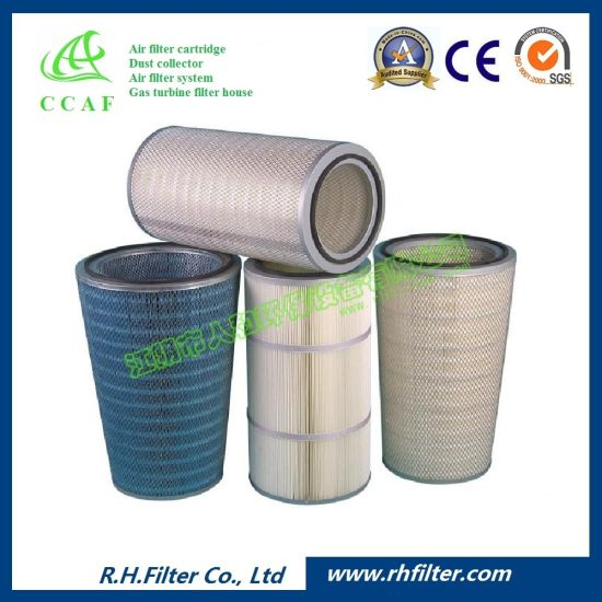 Ccaf Industrial Pleated Filter Cartridge