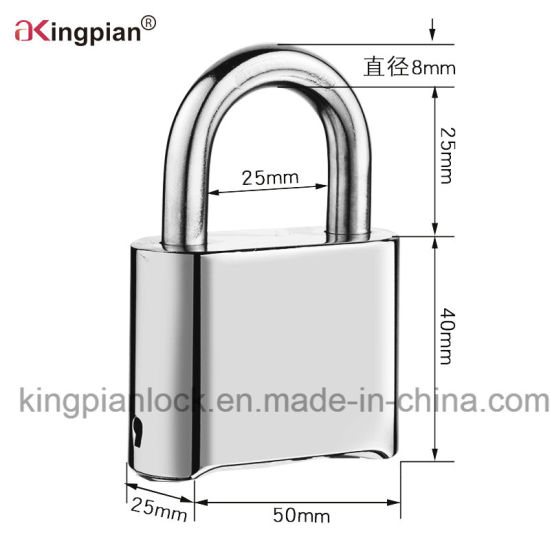 50mm Bottom Code Combination Resettable Padlock pictures & photos