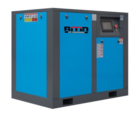 15kw 20HP Save Power Direct Drive Permanent Magnet VSD Screw Air Compressor (ISO&CE) Rt-20pma pictures & photos