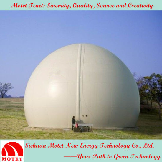 Energy and Renewables - Biogas Storage Tanks
