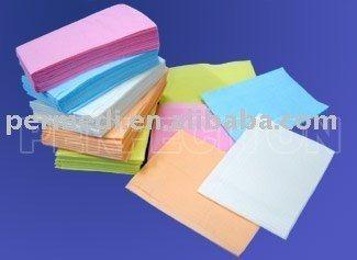 Disposable Dental Bib/Disposable PE Coated Paper Dental Bib