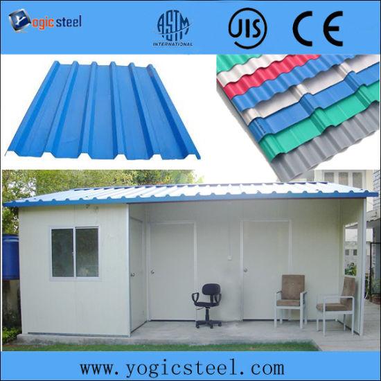 China Galvanized Corrugated Sheet ASTM Standards - China Galvanized