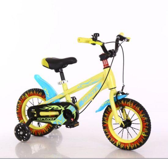14 Inch 4 Wheel Cheap Cartoon Kid Bike Children Bicycle Bmx For