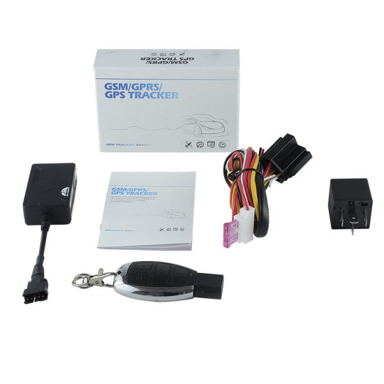 Coban Factory Wholesale GPS Vehicle Tracker GPS311 for Motorcycle and Car