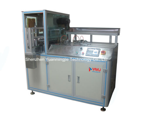 Full Auto Card Punching Machine (YMJ-MPH-9K) pictures & photos