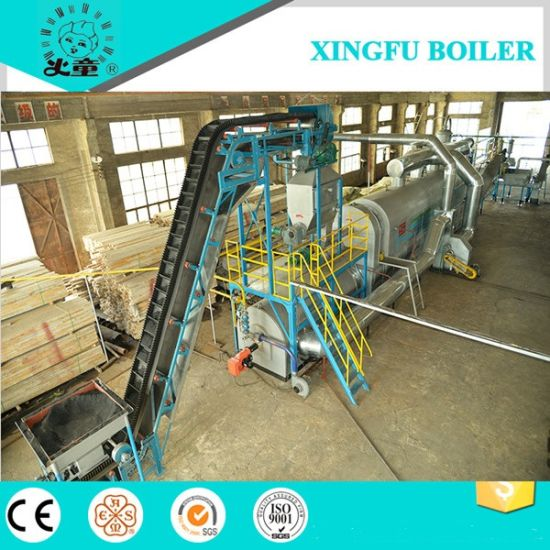Fully Continuous Waste Plastic Pyrolysis Plant