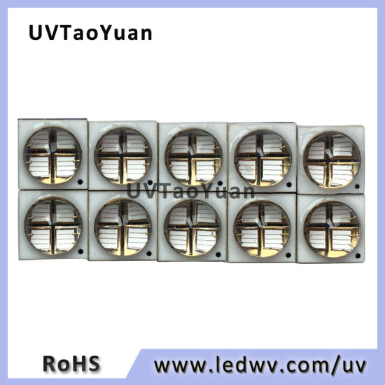 UV LED High Power 10W 365nm 4chip (Φ 20mm)