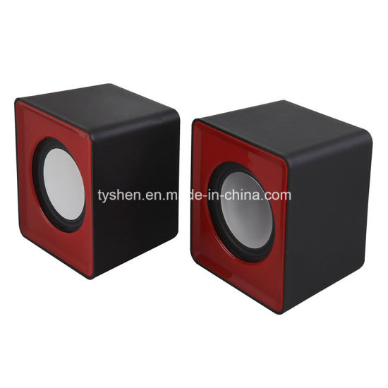 Computer Speaker Cheap Model 1.0USD pictures & photos