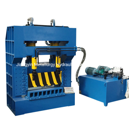 250ton Cutting Force Scrap Steel Aluminum Gantry Shear