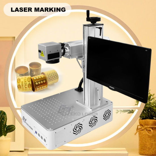 Handly Focusing Small Laser Marking Machine for Metal