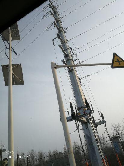 Megatro Line Transmission Steel Monopole3