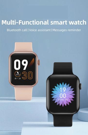 Series 6 Smartwatch Fitness Health Digital IP68 Waterproof Relojes Inteligentes Support Android Ios Sart Phones T500 Smart Watch