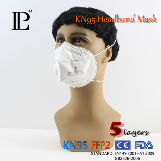 Face Masks Disposable Mask Non Woven Mask FFP2 KN95 Mask with Ce