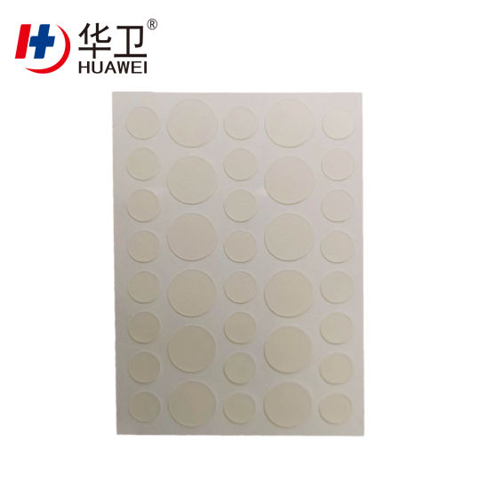 Hot Sale Private Label Tea Tree Acne Spot Treatment Hydrocolloid Acne Patchs for Skin Care Clear Acne Pimple Master Patch OEM
