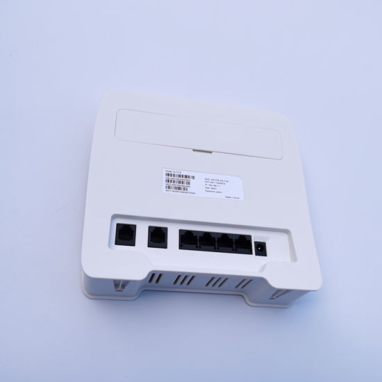 4 RJ45 Ports Tdd Lte Router CPE Cat 4