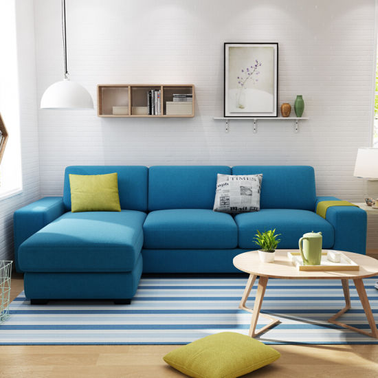 Leisure Small L Shape Corner Sectional