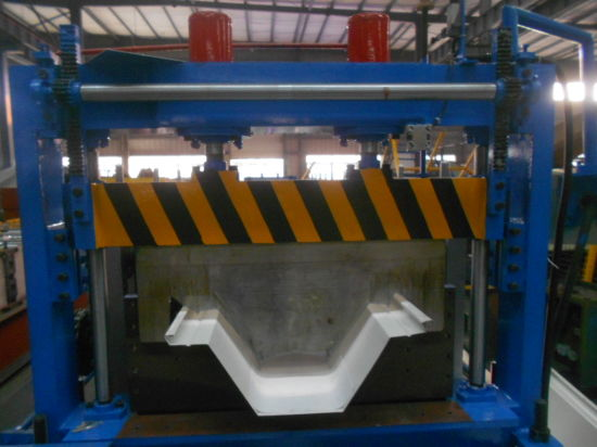 Color Steel Large-Span Curving Roll Forming Machine