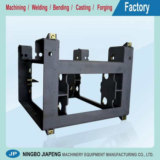 Frame Weldment/Construction, Metal Processing, Equipment/Fabrication/Precision/Mechanical/Machine/Machined/Welded/Welding/Spare/CNC Machining Parts