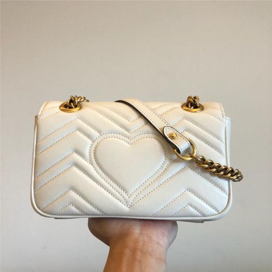 New Desinger Luxury Lady Shoulder Handbag Tote Handbag