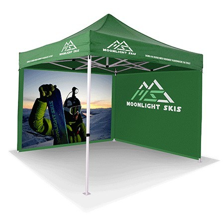 Event Pop up Dye Sublimation Printed Exhibition Gazebo pictures & photos