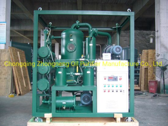 Transformer Oil Clean Machine by Vacuum System