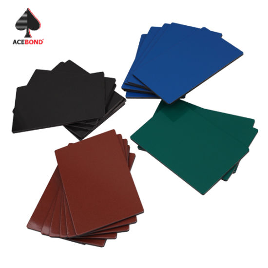 Acebond Decoration Material Sandwich Board Aluminum Composite Panel