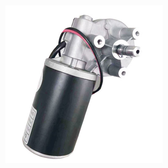 High Torque Diameter 49 59 63 76 88mm Electrical Brush DC Gear Motor