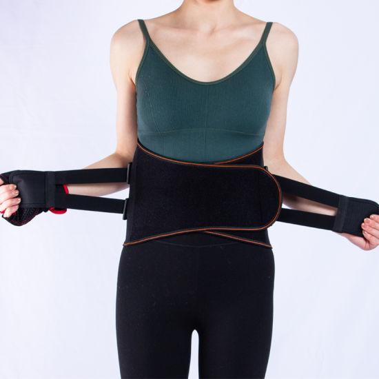 Mens Women Support Belt Neoprene Waist Trimmer Slimming Belt