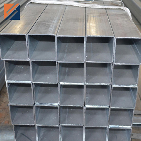 Seamless Stainless Steel Square Pipe