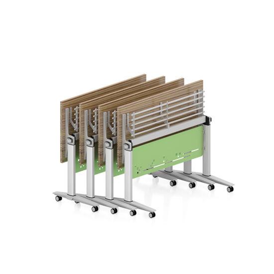 Office Furniture Wooden Desk Folding Table for Modern Office&School Project (BA-96A)