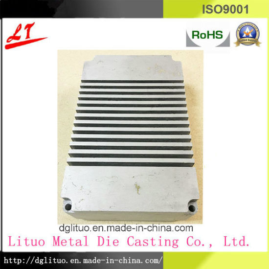 OEM Aluminium Die Casting for Heat Sink Part pictures & photos