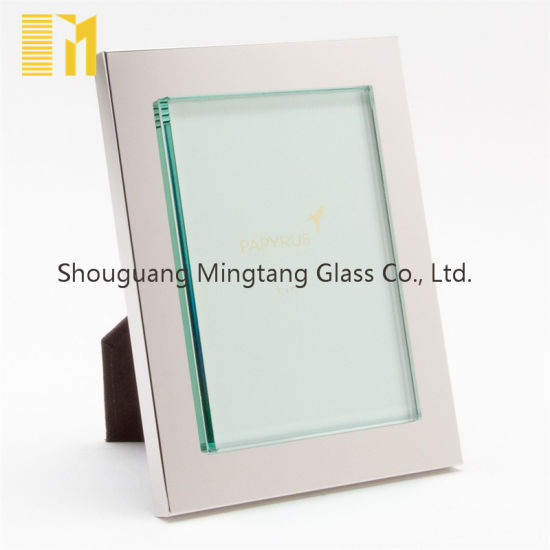Wall Decor Photo Frame Glass Decorative Design From Shandong Factory
