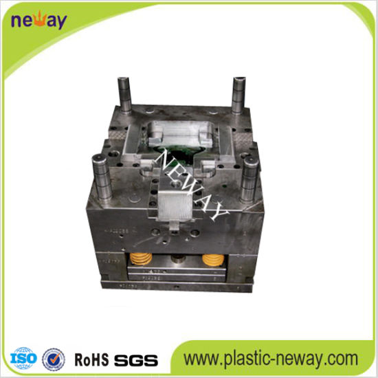 Plastic Bumper Plate Injection Mold